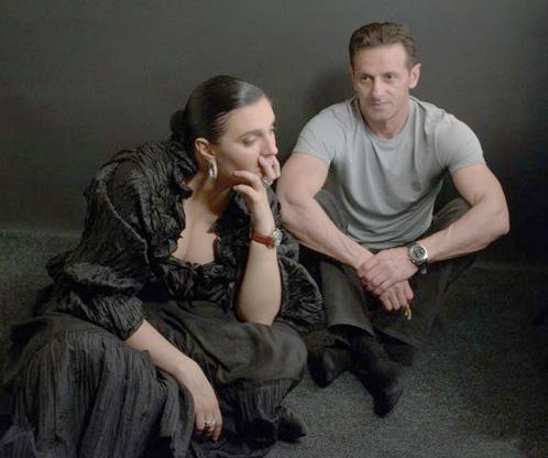 Ваенга со своим мужем Игорем. Они женаты почти 16 лет.